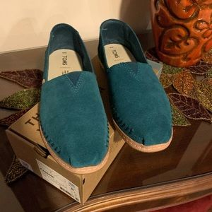 Toms - Atlantic Suede
